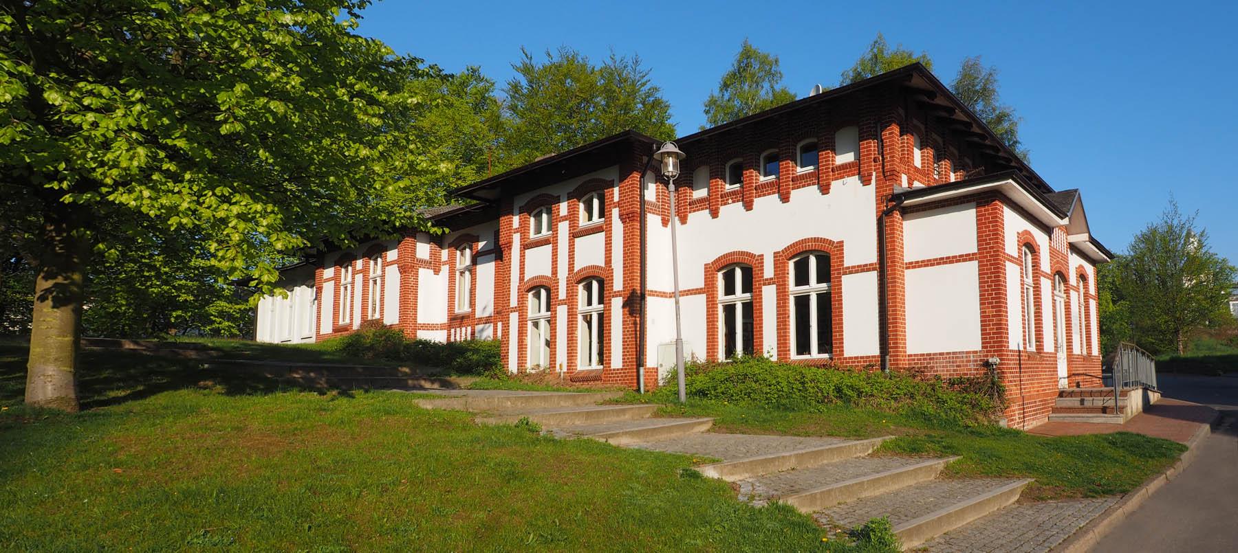 Biblioteka gminna Maxima Gorkiego